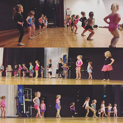 Little dancin' feet! #villadancecompany #MoveRecital2017 #vdc #thankful