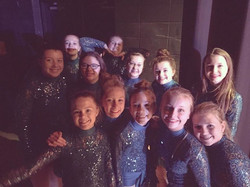 Backstage beauties #happytogether #villadanceco #recital16 #vdc