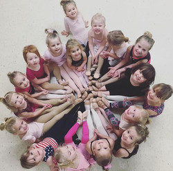 Circle of 💗_#villadancecompany #VDC #babyballerinas #blesstheirsweetlittlehearts