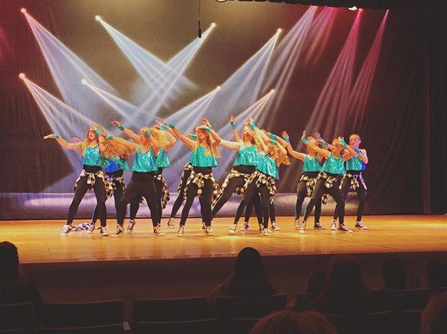 Highlights from Friday's rehearsal 📸 #MoveRecital2017 #villadancecompany #vdc #recitaldayone