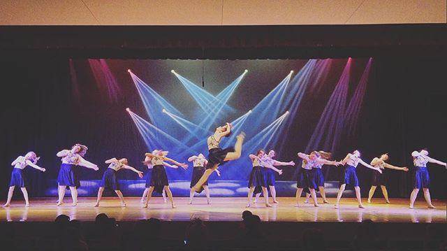 Highlights from Sunday's rehearsal #villadancecompany #MoveRecital2017 #vdc #recitaldaythree