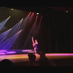 Senior Solo_ Hannah _Highlights from Sunday's rehearsal #villadancecompany #MoveRecital2017 #vdc #re