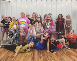 #danceclassfun #cosumeweek #VDC #craykids #lovethem