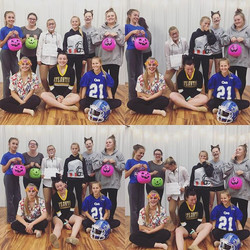 #VDC #danceclassfun #family #missingafewfriends #sillygirls #memories #thisiswhatyougetwhenyouaskthe