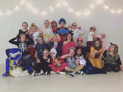 #VDC #costumeweek #halloween #danceclassfun #crazykids #lovethemtopieces #audubonlocation
