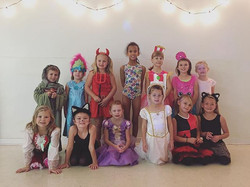 #VDC #costumeweek #danceclassfun #halloween #villafamily