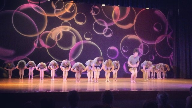 Sneak peek of tonight's opening number! #happytogether #villadanceco #recital16 #vdc