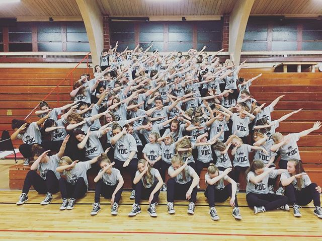DabSquad #VDC #villadancecompany #travelinghiphop #2017