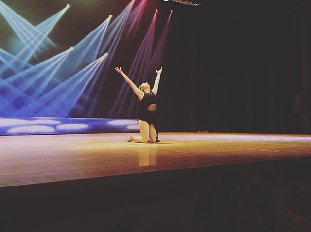 Senior Solo_ Deanna_Highlights from Saturday's rehearsal #villadancecompany #vdc #MoveRecital2017 #r