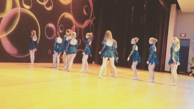 Rehearsal 3 #villadanceco #recital16 #happytogether