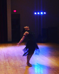 Senior Solo_ Zaria _Highlights from Saturday's rehearsal #villadancecompany #vdc #MoveRecital2017 #r