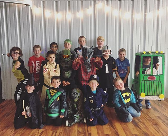 How cute are they_! #danceclassfun #costumeweek #boysrule