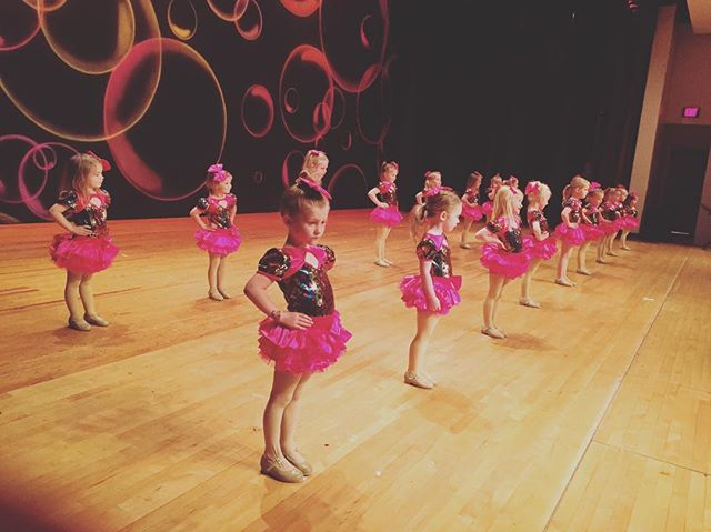 Rehearsal 3 #happytogether #villadanceco #recital16 #vdc