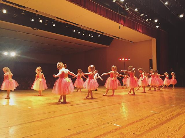 Highlights from Saturday's rehearsal #villadancecompany #vdc #MoveRecital2017 #recitaldaytwo