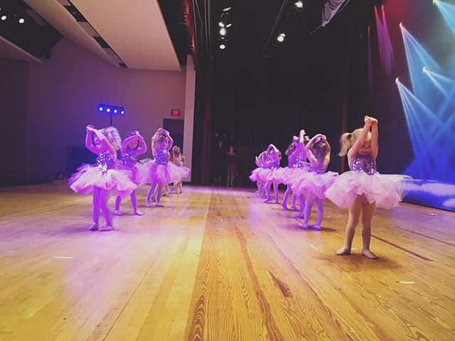 Highlights of Sunday's rehearsal #MoveRecital2017 #villadancecompany #vdc #recitaldaythree