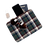 Thumbnail: Avery Plaid Zip Pouch