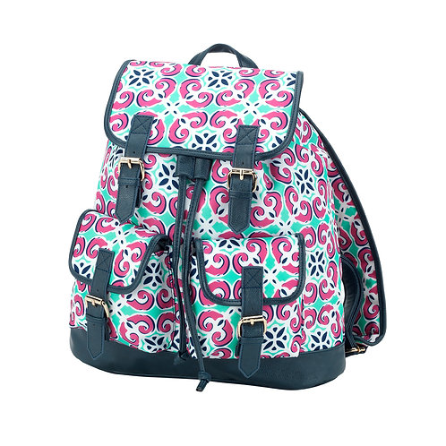 Mia Tile Campus Backpack