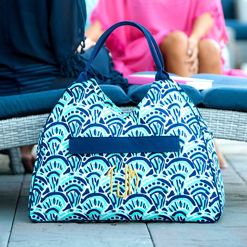 Make Waves Beach Bag