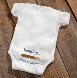 Loading Baby Booty Bodysuit