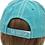 Thumbnail: Turquoise Bad Hair Day Cap