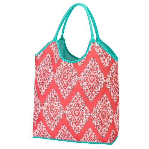 Coral Cove Beach Bag