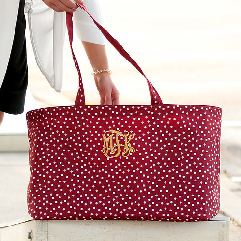 Garnet Dot Ultimate Tote
