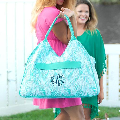 Poolside Palm Beach Bag
