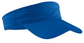 Royal Blue Visor