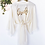 Thumbnail: Bridal Party Monogram Cotton Lace Robes