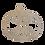 Thumbnail: Pumpkin Wood Monogram