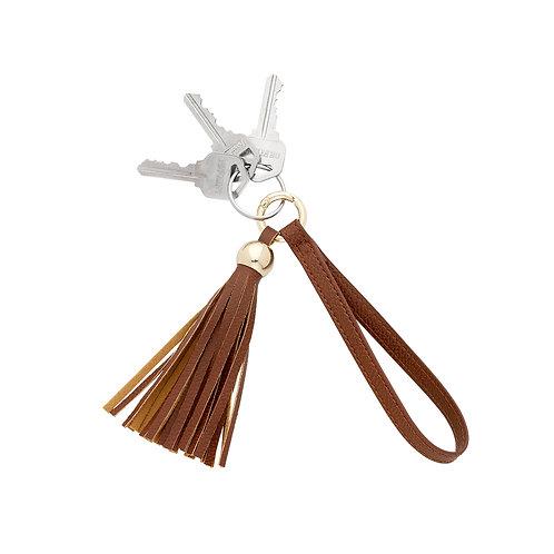 Camel Tassel Keychain