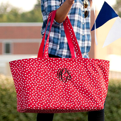 Red Dot Ultimate Tote