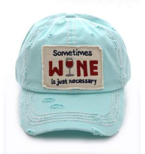 Mint Sometimes Wine Cap