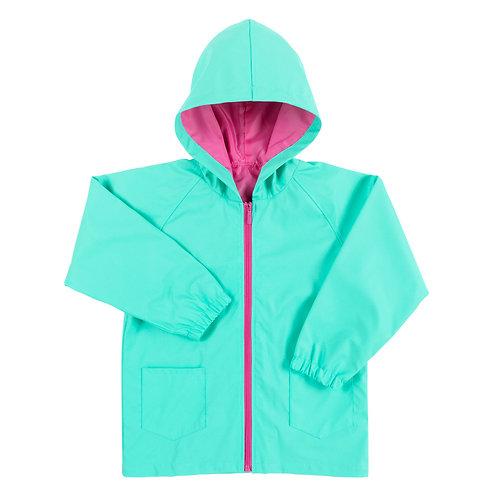 Mint Kids Rain Jacket