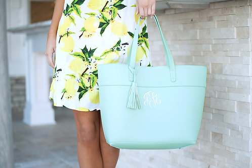 Mint Aubrey Purse