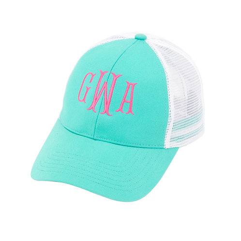 Mint Trucker Cap