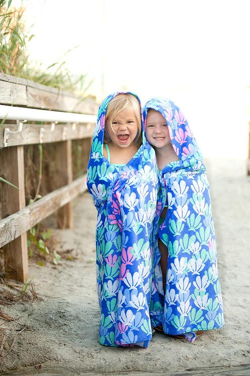 Mer-Mazing Kids' Hooded Towel