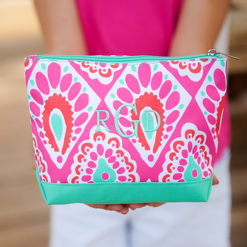 Beachy Keen Cosmetic Bag
