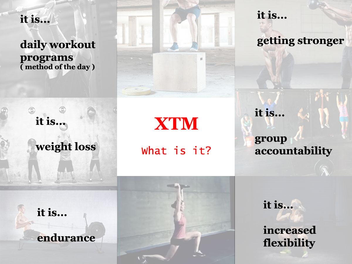 XTM is Group Accountability