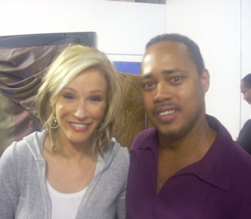 Bishop Dawn Eagle and Pastor Paula White-Cain
