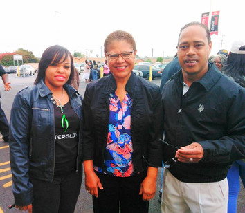 Congresswoman Karen Bass