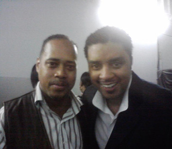 Bishop Dawn`Eagle & Bishop Clarence McClendon
