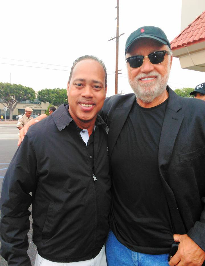 CEO of the L.A. Focus Newspaper & Bishop Dawn`Eagle