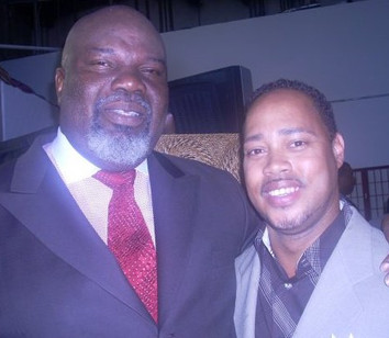 Bishop Dawn`Eagle & T.D. Jakes
