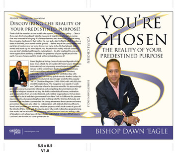 Author of: You're Chosen Book