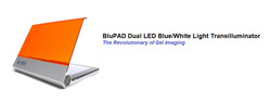 BluPAD banner