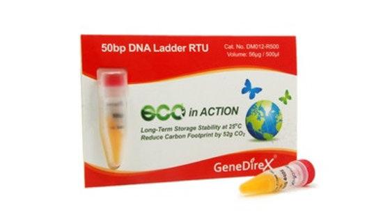 GD 50bp DNA Ladder RTU
