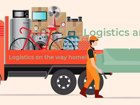 Logistik är runt omkring oss