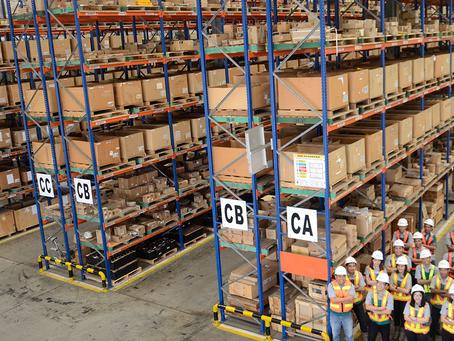 Vilket syfte har din logistik?