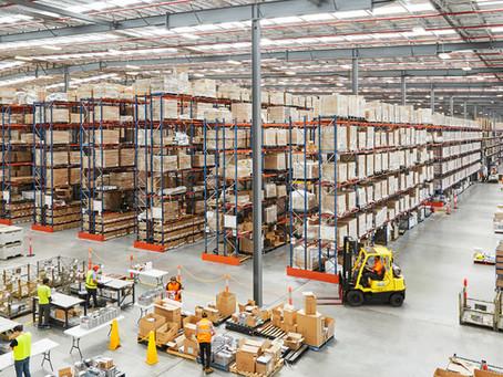Genomtänkt lagerlokal & layout avgörande för effektiv logistik?
